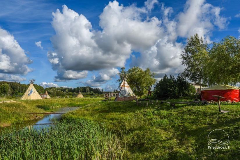 Camping Vinetu kaimas in Klaipėda area - 35