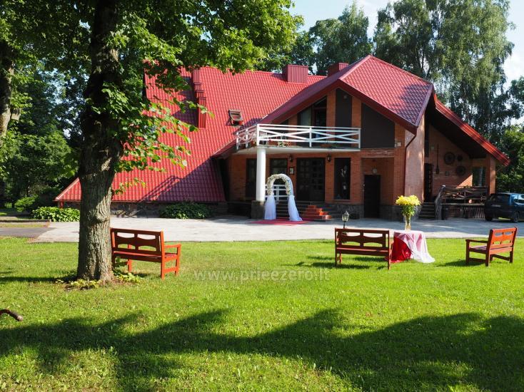 Manor in Panevezys Paliūniškio dvaro sodyba - 1