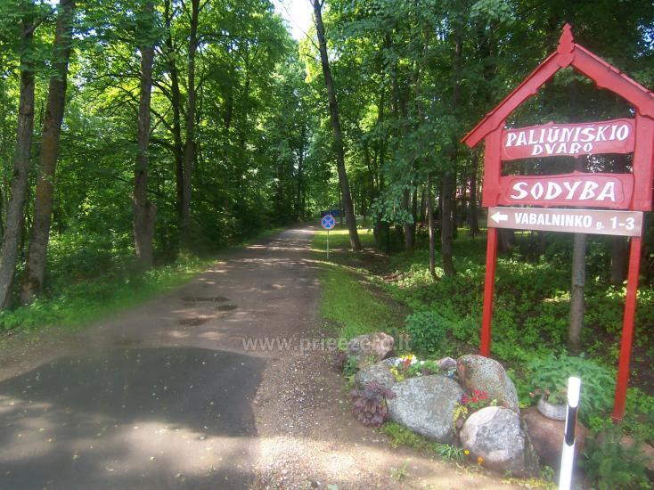 Manor in Panevezys Paliūniškio dvaro sodyba - 2