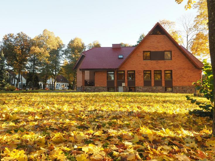 Manor in Panevezys Paliūniškio dvaro sodyba - 26