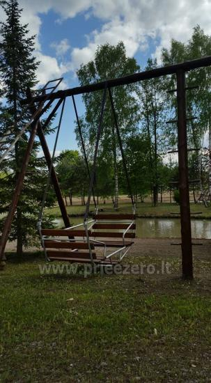 Holiday houses for rent by the lake Pakalas - 31
