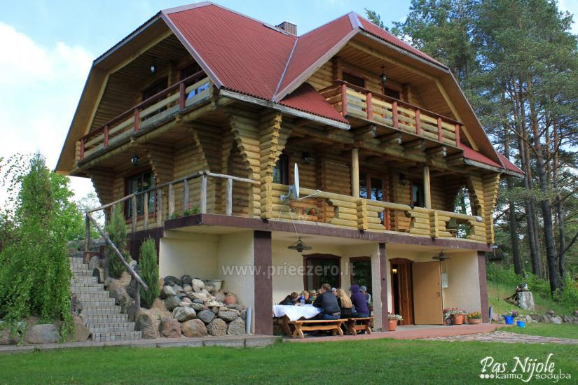 Holiday houses for rent by the lake Pakalas - 2