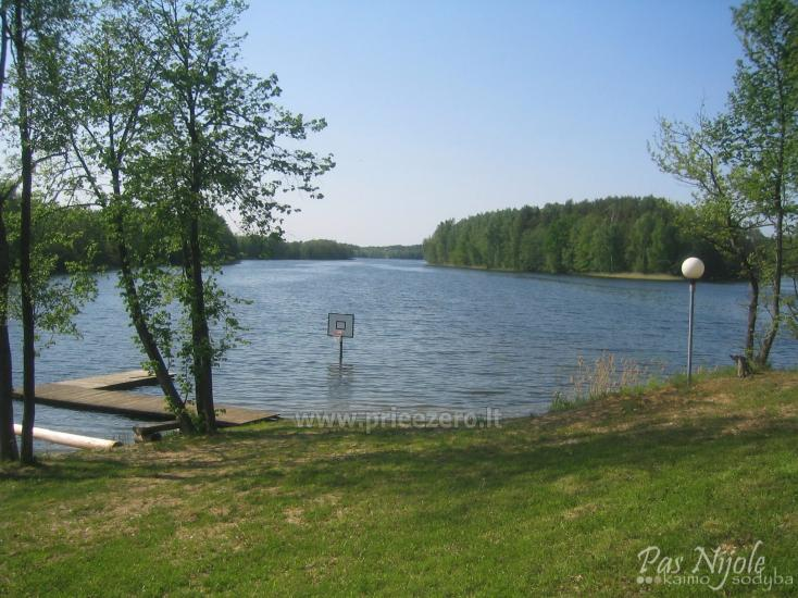 Holiday houses for rent by the lake Pakalas - 24