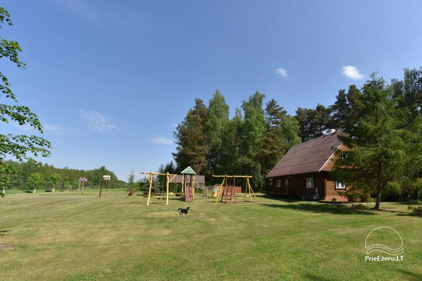 Homestead in Ignalina region Homestead Sakarva - 8