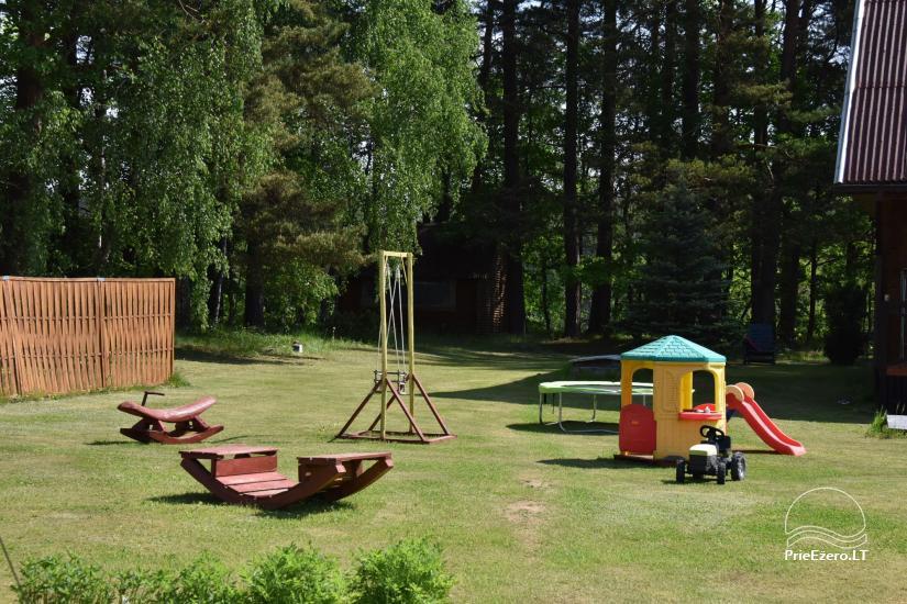 Homestead in Ignalina region Homestead Sakarva - 13