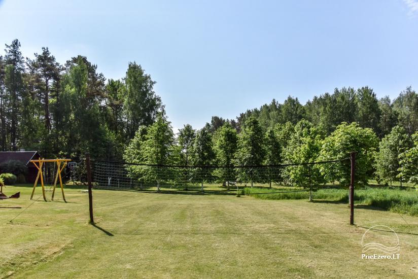 Homestead in Ignalina region Homestead Sakarva - 15