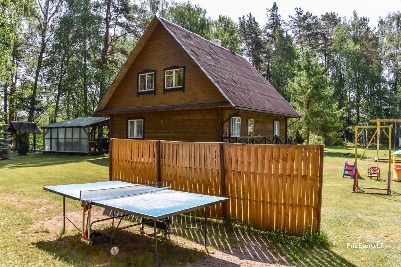 Homestead in Ignalina region Homestead Sakarva - 17