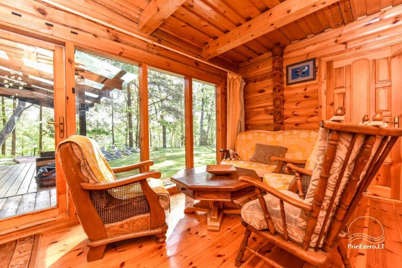 Homestead in Ignalina region Homestead Sakarva - 20