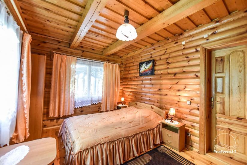 Homestead in Ignalina region Homestead Sakarva - 24