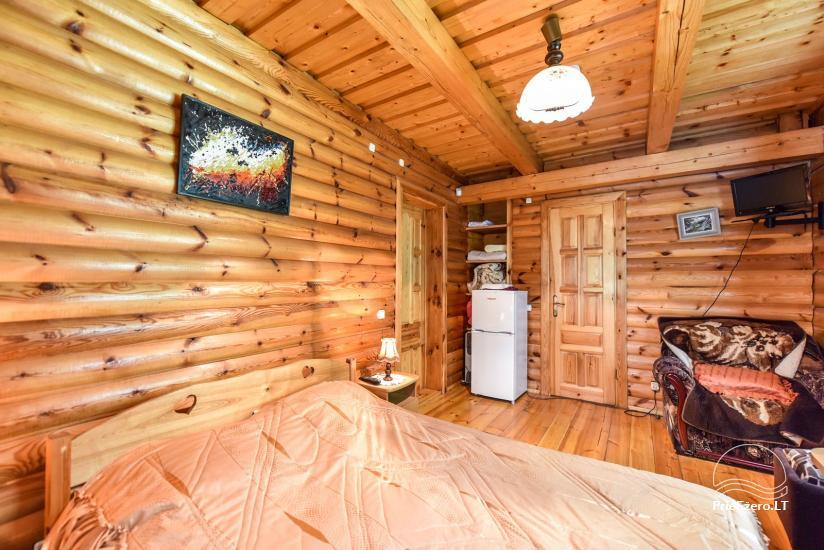Homestead in Ignalina region Homestead Sakarva - 25