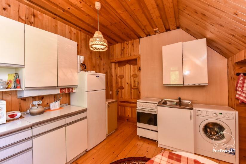 Homestead in Ignalina region Homestead Sakarva - 31