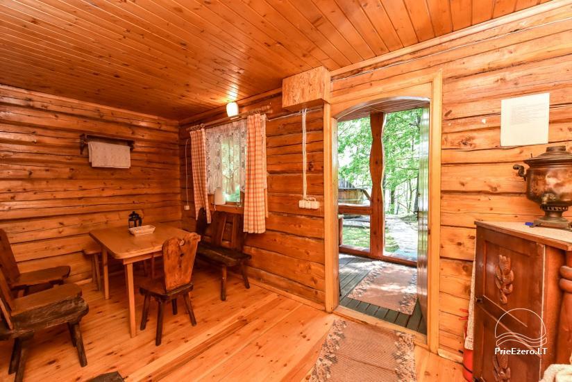 Homestead in Ignalina region Homestead Sakarva - 36