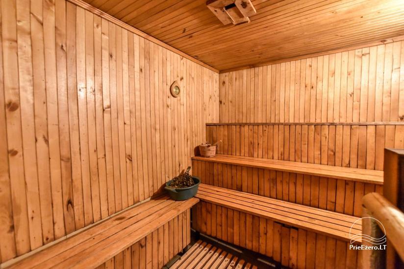 Homestead in Ignalina region Homestead Sakarva - 37