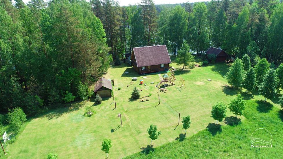 Homestead in Ignalina region Homestead Sakarva - 6