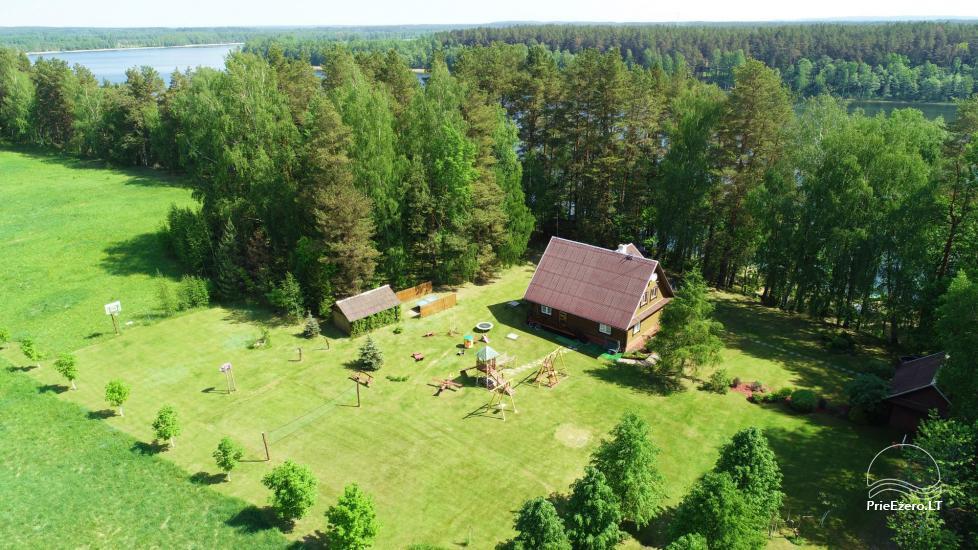 Homestead in Ignalina region Homestead Sakarva - 44
