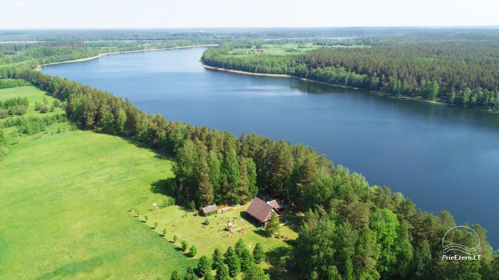 Homestead in Ignalina region Homestead Sakarva - 7