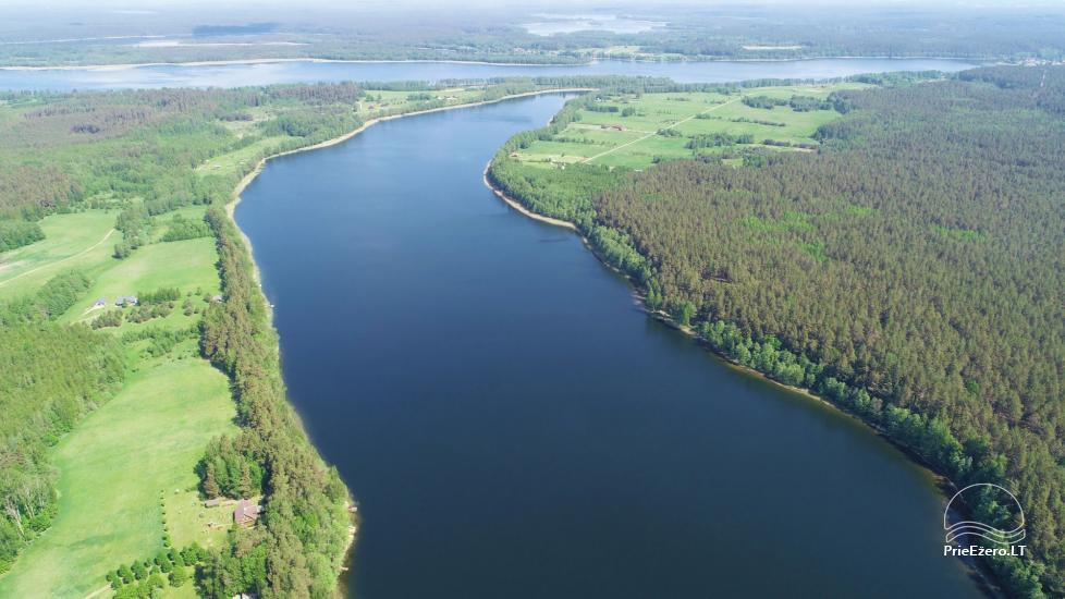 Homestead in Ignalina region Homestead Sakarva - 45