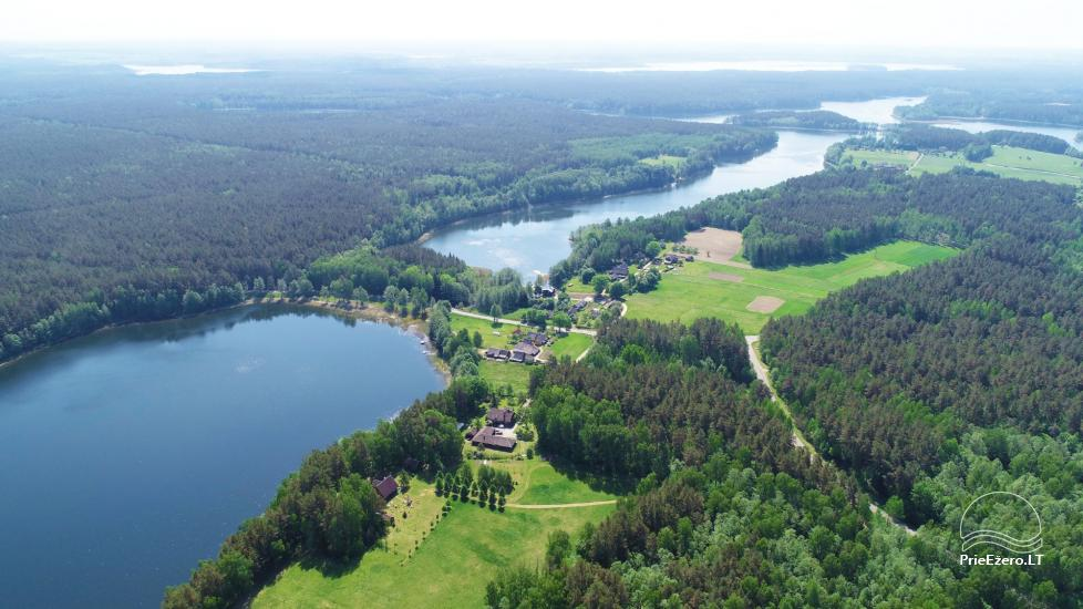 Homestead in Ignalina region Homestead Sakarva - 47