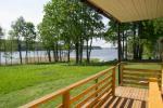 Resort at the lake Sartai