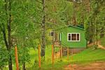 Resort at the lake Sartai - 10