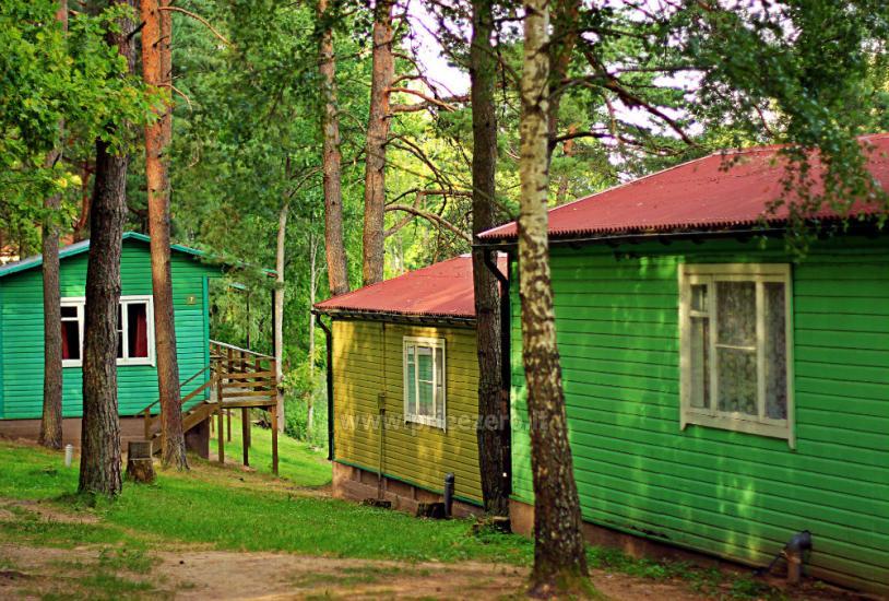 Resort at the lake Sartai - 11
