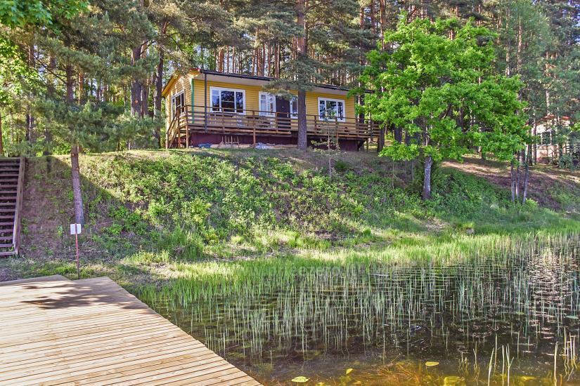 Resort at the lake Sartai - 9