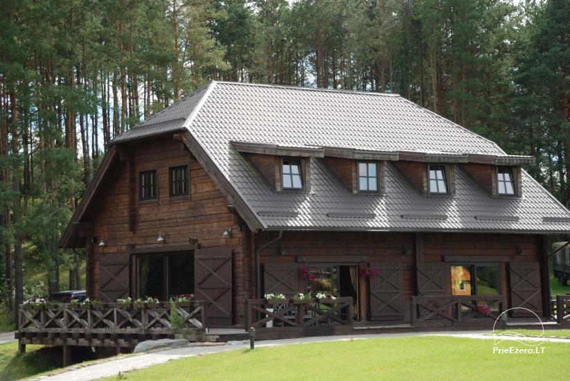 Homestead in Vilnius region Asvejos Sodyba - 3