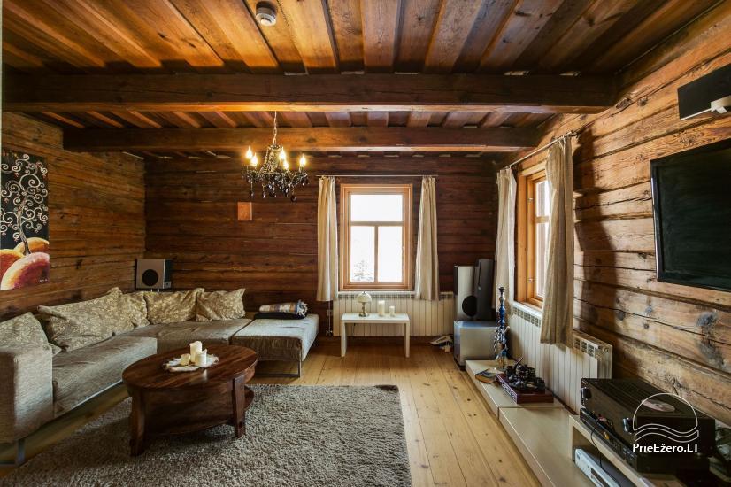 Homestead in Vilnius region Asvejos Sodyba - 30
