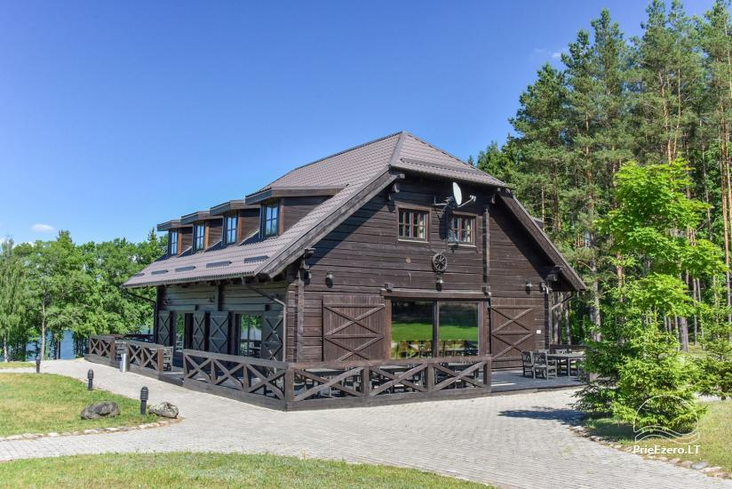Homestead in Vilnius region Asvejos Sodyba - 2