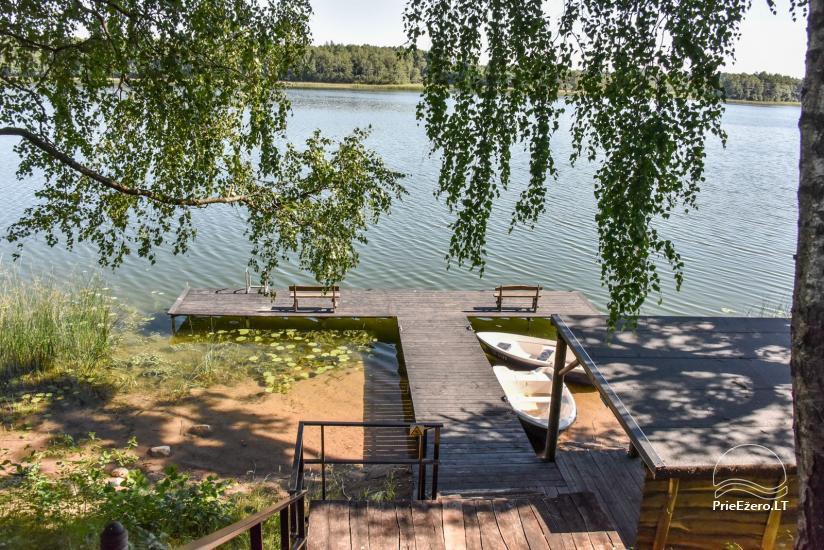 Homestead in Vilnius region Asvejos Sodyba - 19