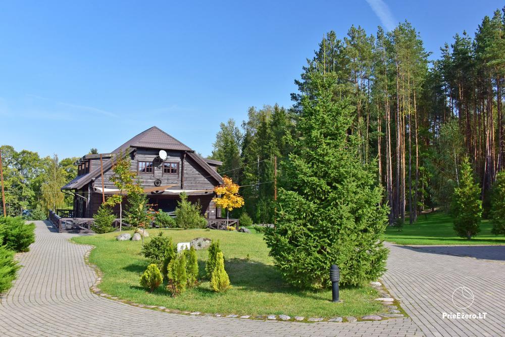 Homestead in Vilnius region Asvejos Sodyba - 1