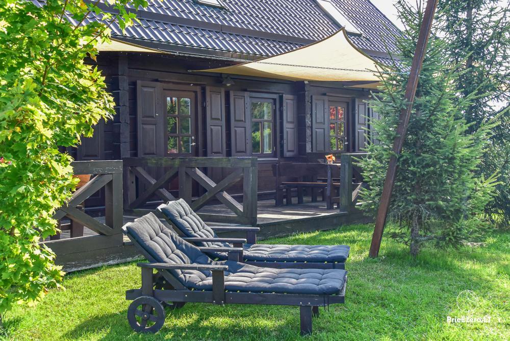 Homestead in Vilnius region Asvejos Sodyba - 11