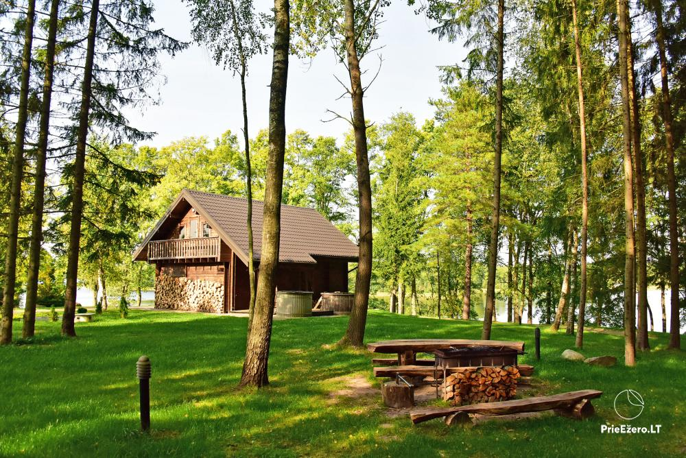 Homestead in Vilnius region Asvejos Sodyba - 7