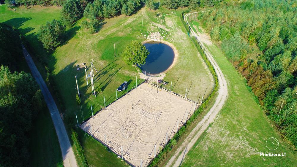 Homestead in Vilnius region Asvejos Sodyba - 50