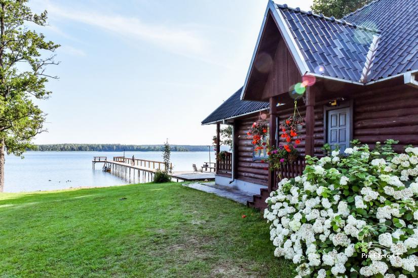 Countryside Homestead near the lake Bebrusai - 51