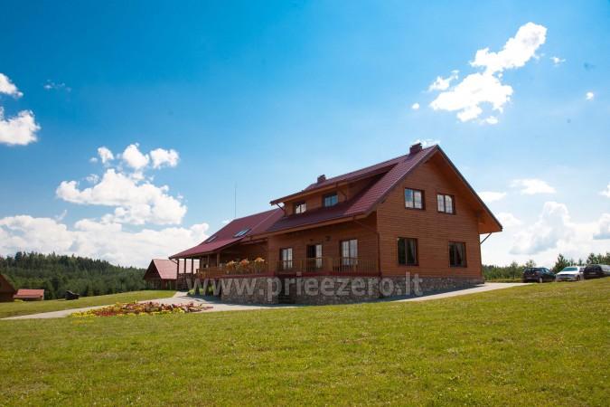 Countryside homestead in Trakai district on the lakeshore  Vytauto kaimas - 14