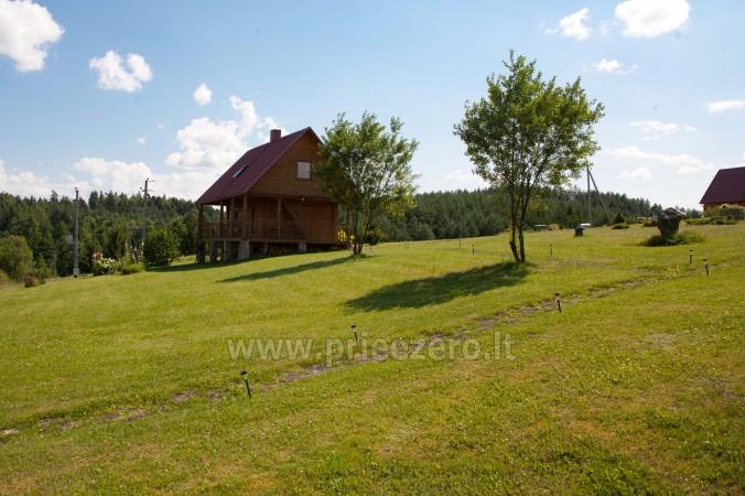Countryside homestead in Trakai district on the lakeshore  Vytauto kaimas - 16