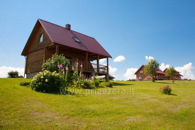 Countryside homestead in Trakai district on the lakeshore  Vytauto kaimas - 17