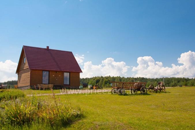 Countryside homestead in Trakai district on the lakeshore  Vytauto kaimas - 18
