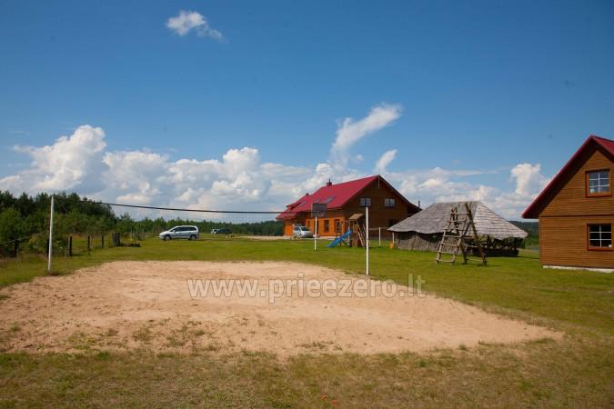 Countryside homestead in Trakai district on the lakeshore  Vytauto kaimas - 19