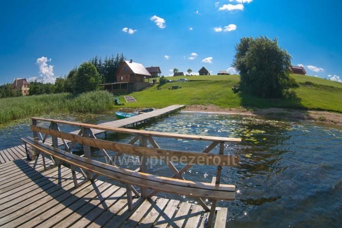 Countryside homestead in Trakai district on the lakeshore  Vytauto kaimas - 12