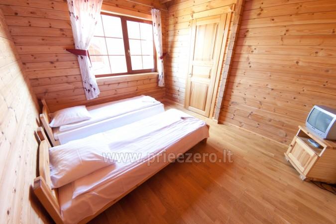 Countryside homestead in Trakai district on the lakeshore  Vytauto kaimas - 22