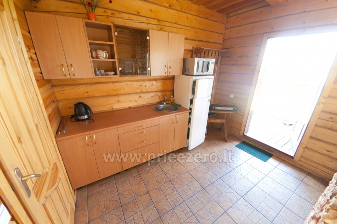 Countryside homestead in Trakai district on the lakeshore  Vytauto kaimas - 24