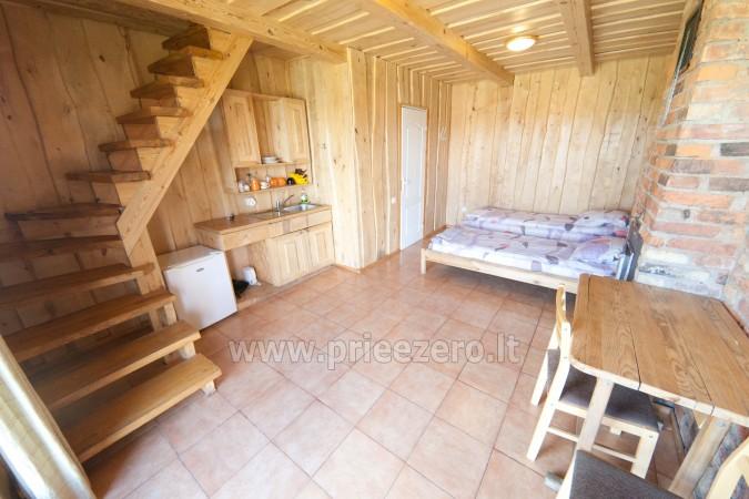 Countryside homestead in Trakai district on the lakeshore  Vytauto kaimas - 25