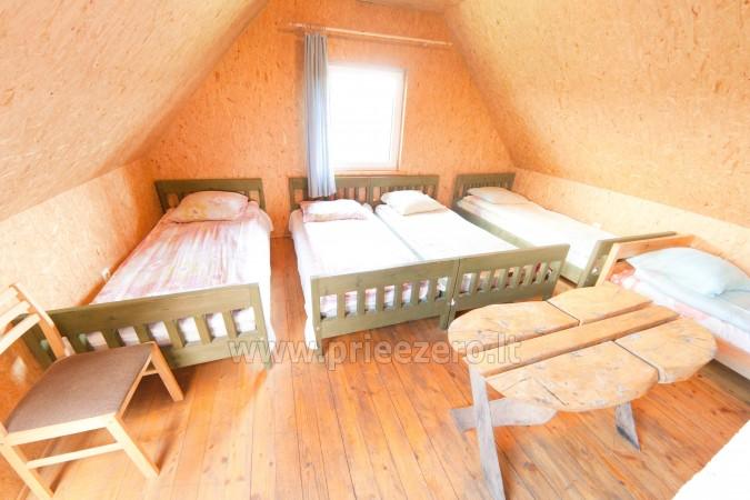 Countryside homestead in Trakai district on the lakeshore  Vytauto kaimas - 27