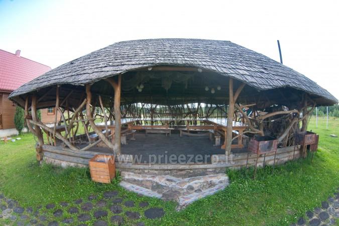 Countryside homestead in Trakai district on the lakeshore  Vytauto kaimas - 28