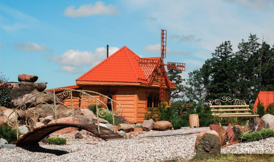 Villa w Wyłkowyszkim rejonie - 9