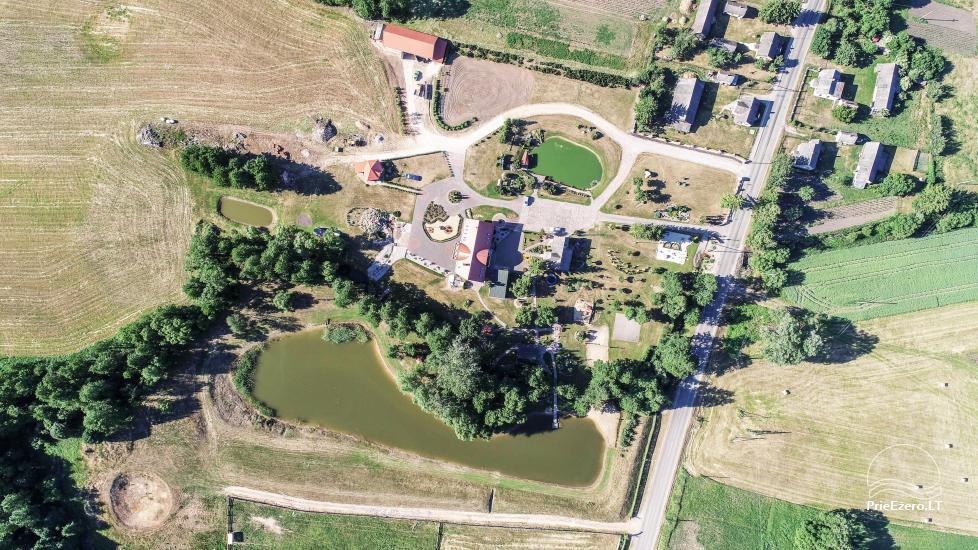 Villa w Wyłkowyszkim rejonie - 4