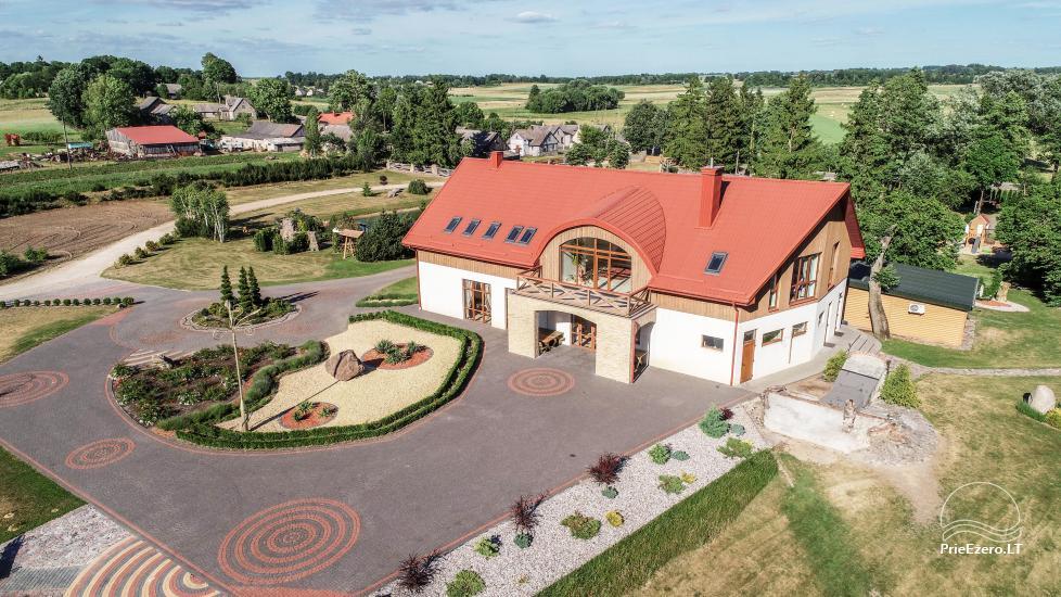 Villa w Wyłkowyszkim rejonie - 2