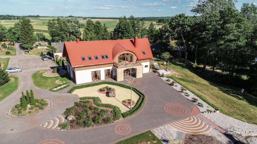 Villa w Wyłkowyszkim rejonie - 1
